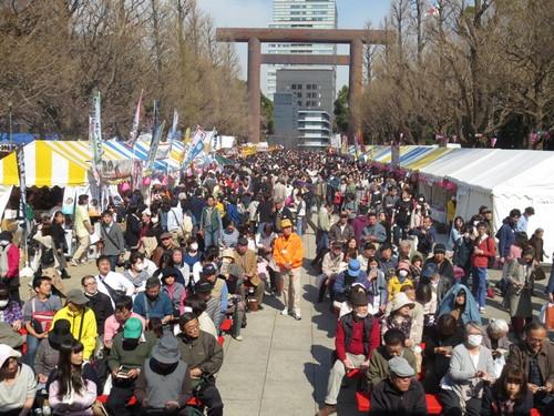 【中止】千代田のさくらフェスティバル2018